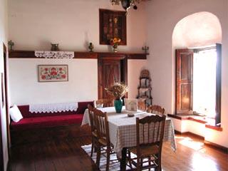 Arhontiko Kontou - Dining Room