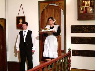 Glorious Peleys Castle Hotel - Room Service