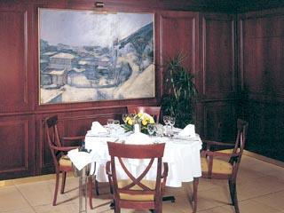 Lingos Hotel - Restaurant Amvrosia