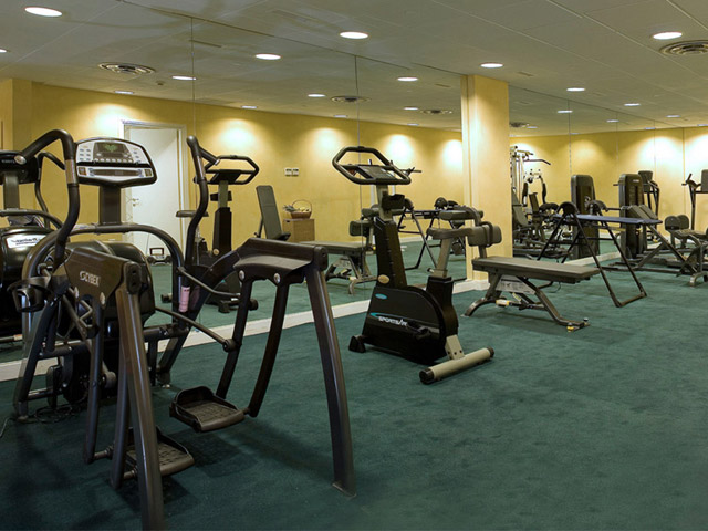 Royal Olympic Hotel - Fitness Room