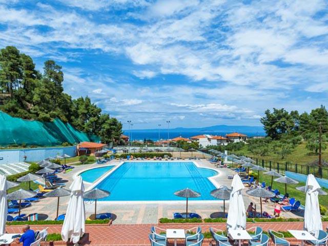 Atrium Hotel Halkidiki - SPO 7=6 Arrivals 15/05/17-30/05/17 + EB 20%