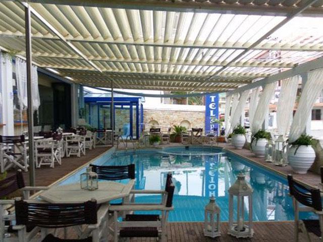 Mykonos Paradise and SPA Hotel - Pool Area