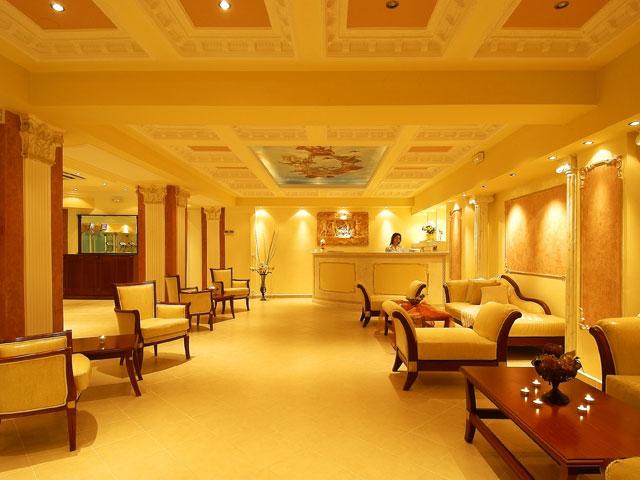 Mykonos Paradise and SPA Hotel - Spa Reception