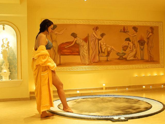 Mykonos Paradise and SPA Hotel - Spa Jacuzzi