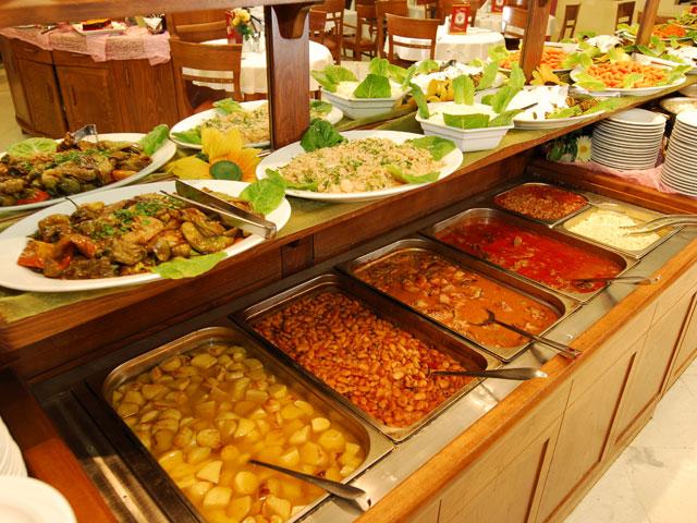 Mykonos Paradise and SPA Hotel - Restaurant Buffet