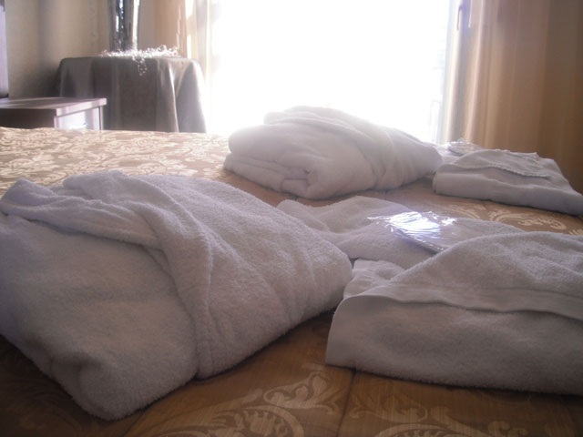 Mykonos Paradise and SPA Hotel - Bathrobes
