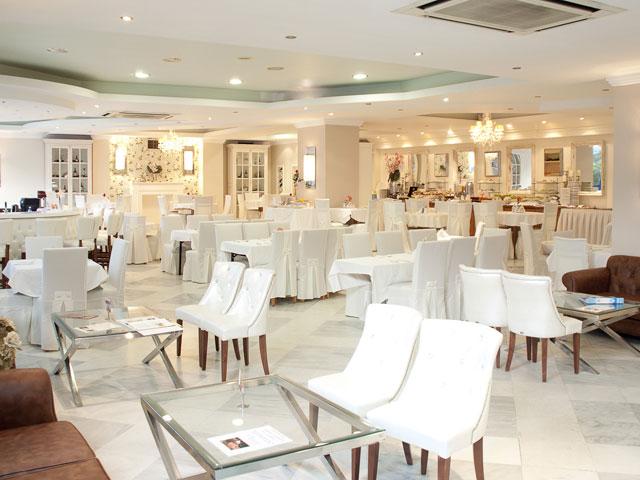 Mykonos Paradise and SPA Hotel - Restaurant