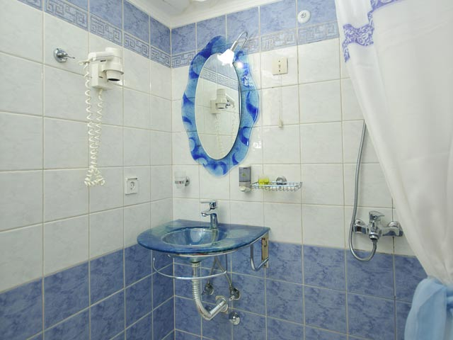 Mykonos Paradise and SPA Hotel - Bathroom