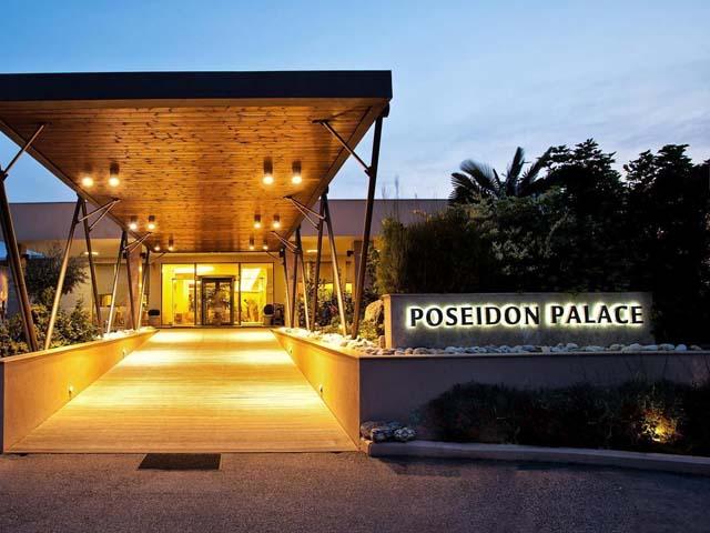 Poseidon Palace -