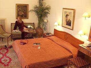 Platon Beach Hotel - Room