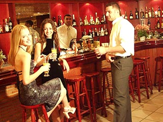 Platon Beach Hotel - Bar