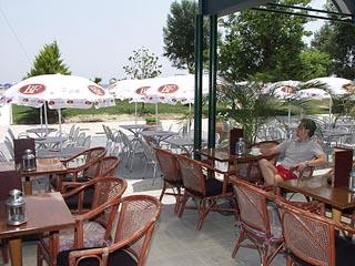 Platon Beach Hotel - Cafe