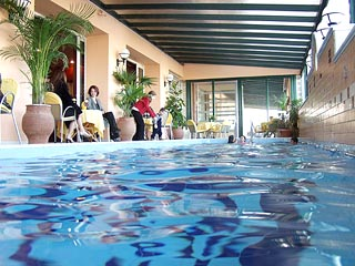 Platon Beach Hotel - Swimming Pool