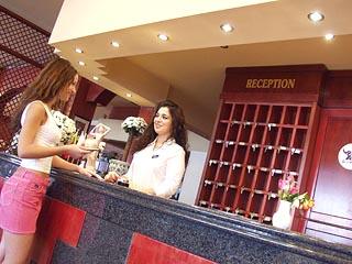 Platon Beach Hotel - Reception