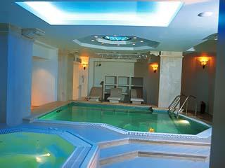 Egnatia Palace Hotel - Indoor Swimming Pool