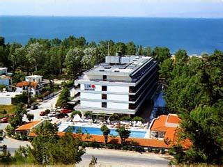 Sun Beach Hotel - Exterior View