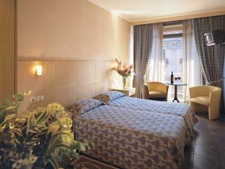 El Greco Hotel - Room