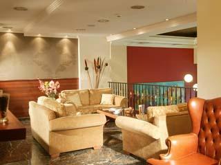 El Greco Hotel - Lounge