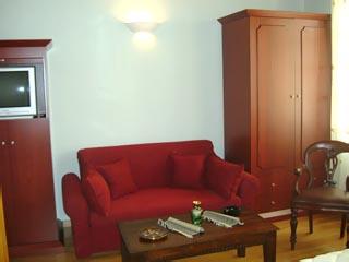 Kyveli Suites - Sitting Room