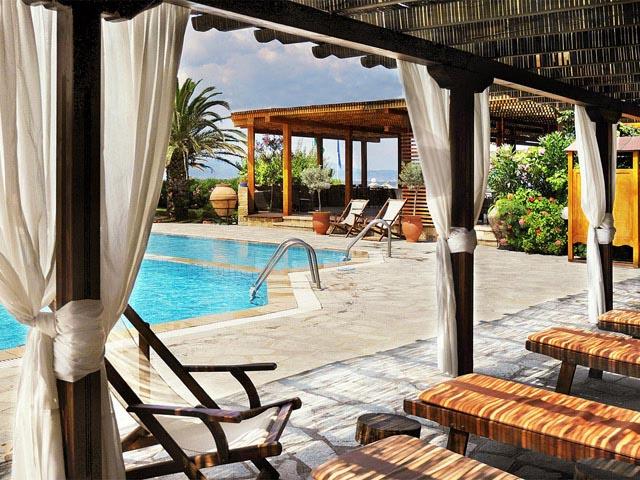 Antigoni Beach Hotel -