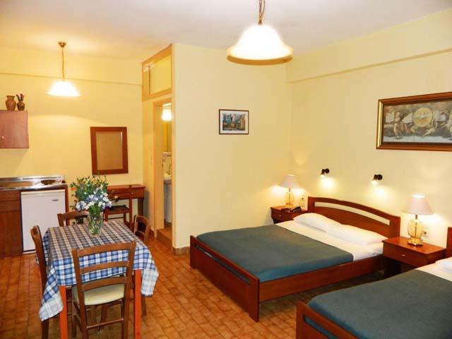 Zorbas Hotel Beach Village -