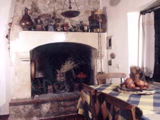 Villa Helidona - Fire Place