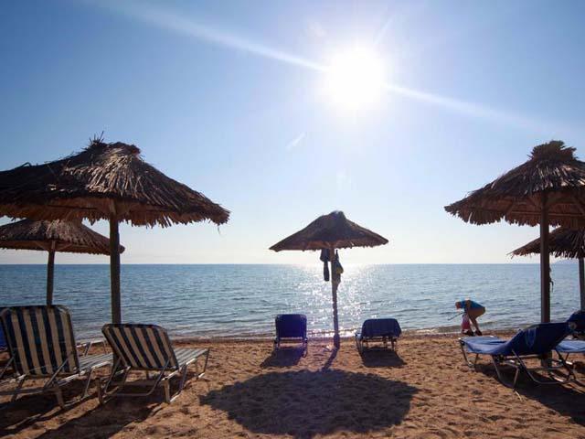 Delfinia Hotel Corfu -