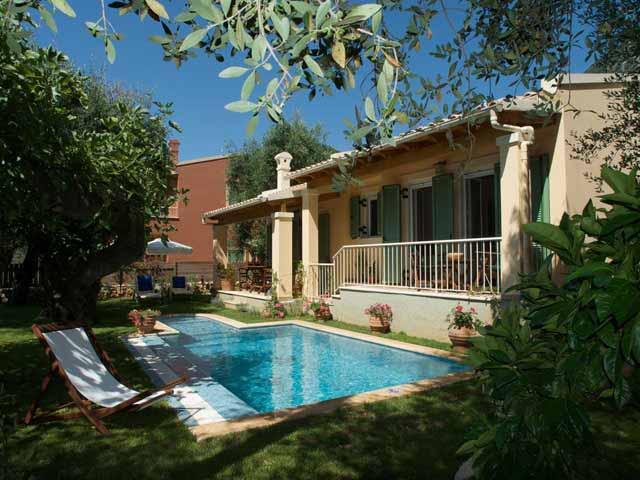 La Riviera Barbati Apartments -