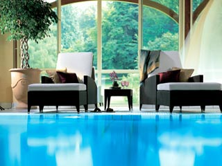 Evian Royal HotelIndoor Swimming Pool