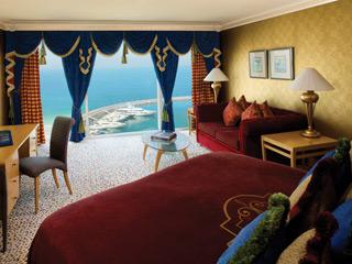 The Jumeirah Beach Hotel & Beit Al BaharRoyal Suite
