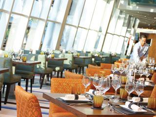 The Jumeirah Beach Hotel & Beit Al BaharDining - Latitude