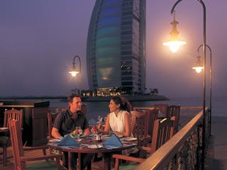 The Jumeirah Beach Hotel & Beit Al BaharBeachcombers