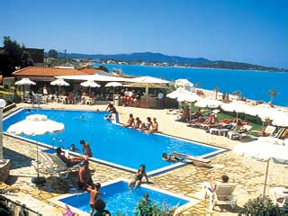 Beis Beach Hotel & Apartments - Swimming Pool