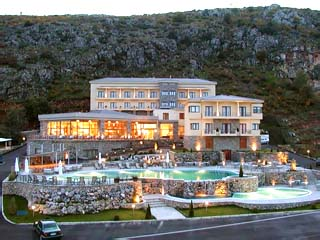 Limneon Resort and SPA - Exterior View