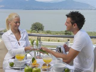 Limneon Resort and SPA - Breakfast
