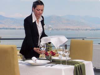 Limneon Resort and SPA - Restaurant
