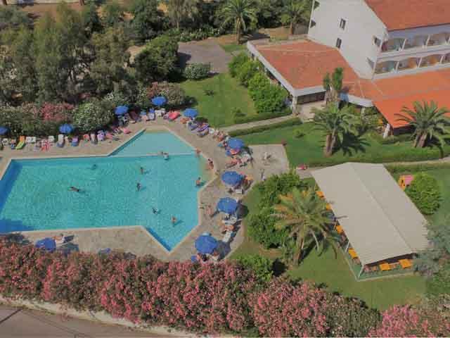 Livadi Nafsika Hotel -