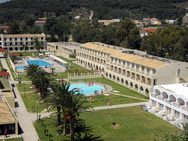 Messonghi Beach Holiday Resort -