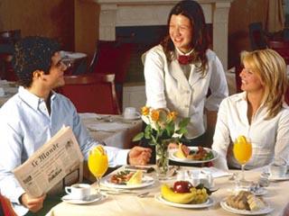 Royal Hotel - Restaurant