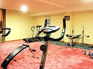 Arcadia Hotel - Gym