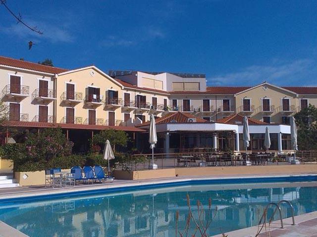 Karavados Beach Hotel & Bungalows -
