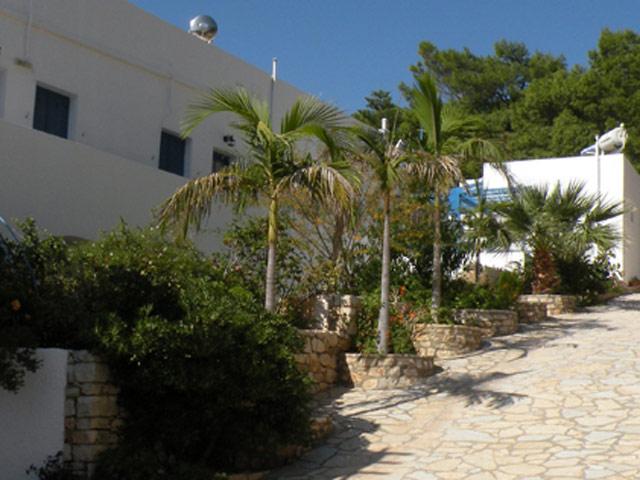 Afrodite Apartments - Exterior View