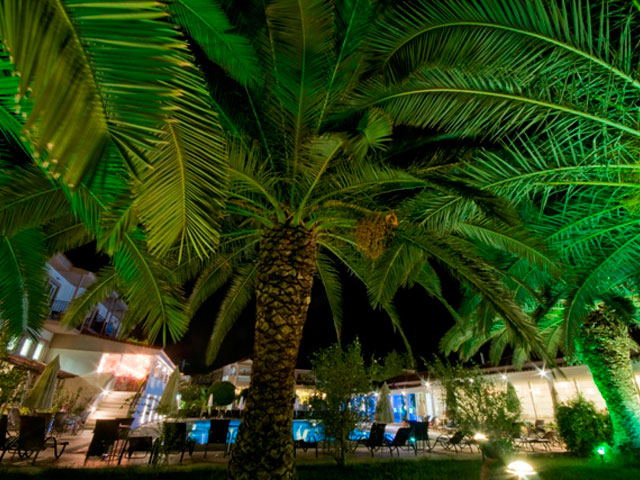 Best Western Zante Park Hotel - Pool Area