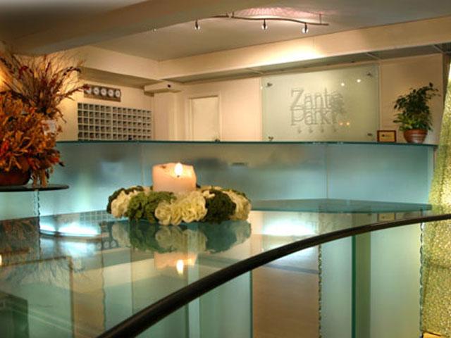 Best Western Zante Park Hotel - Reception