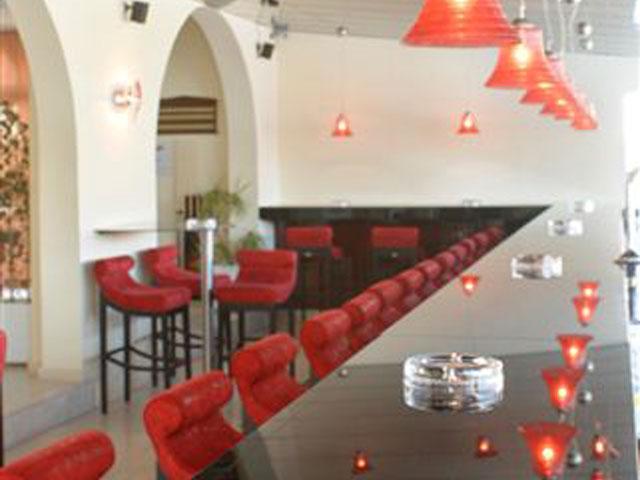 Best Western Zante Park Hotel - Bar