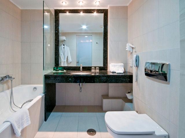 Best Western Zante Park Hotel - Bathroom