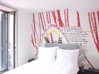 Twentyone Hotel - Room