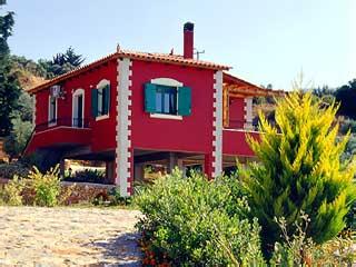 Aspalathos Villas - Exterior View