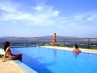 Aspalathos Villas - Swimming Pool
