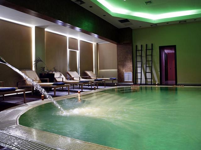 Olympia Golden Beach - Indoor swimming pool
